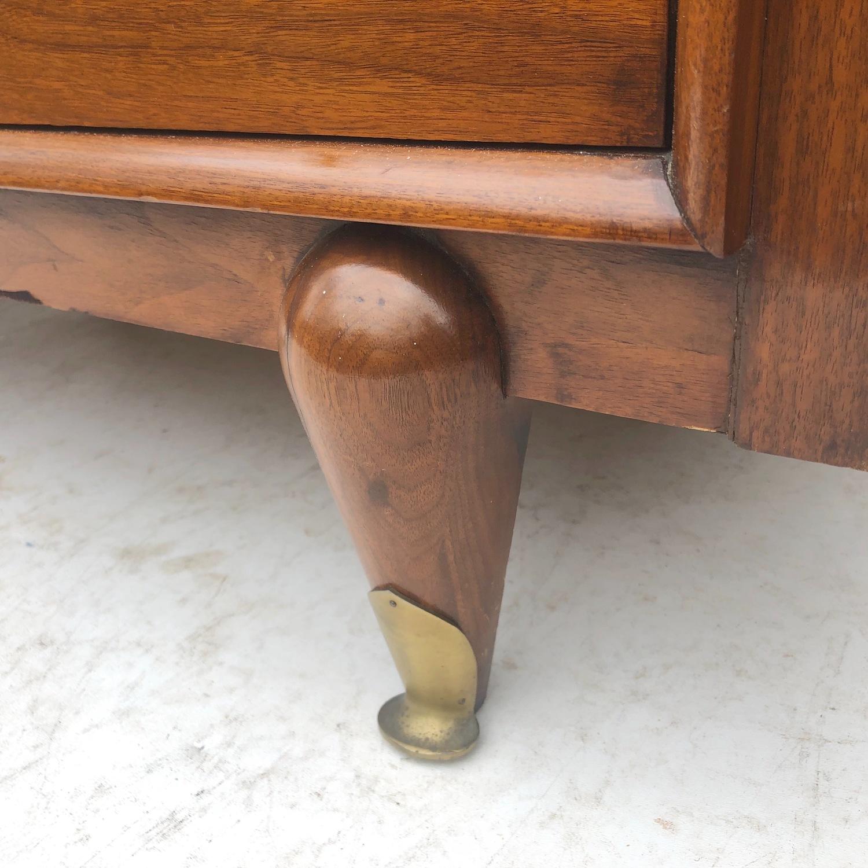 Kent Coffey Mid-Century Highboy Dresser - image-13