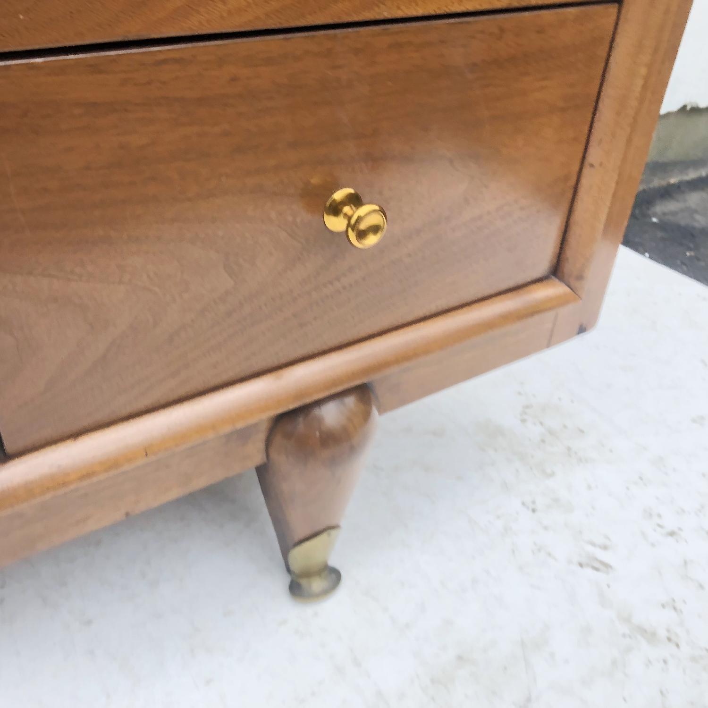 Kent Coffey Mid-Century Modern Dresser w/ Mirror - image-6