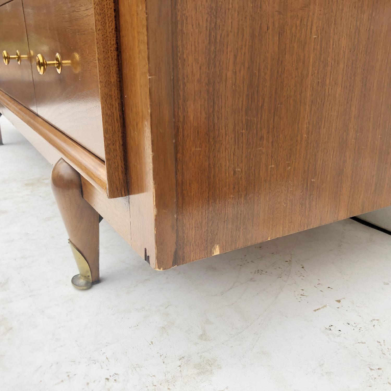 Kent Coffey Mid-Century Modern Dresser w/ Mirror - image-7