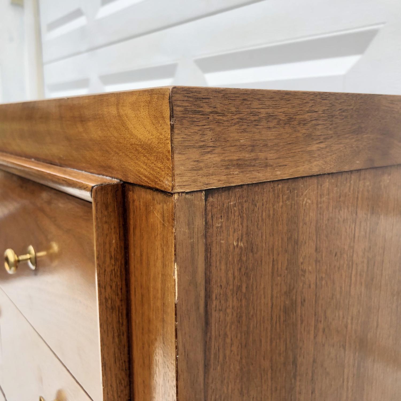 Kent Coffey Mid-Century Modern Dresser w/ Mirror - image-8