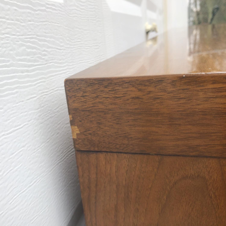 Kent Coffey Mid-Century Modern Dresser w/ Mirror - image-12