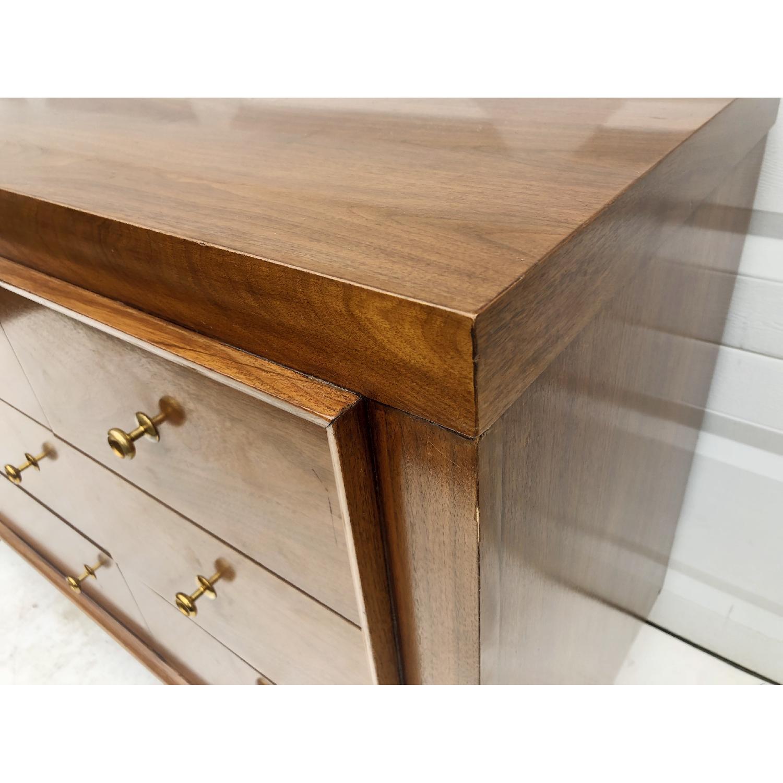 Kent Coffey Mid-Century Modern Dresser w/ Mirror - image-15