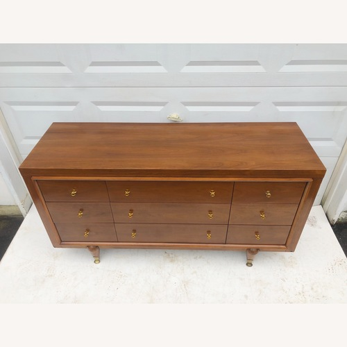 Used Kent Coffey Mid-Century Modern Dresser w/ Mirror for sale on AptDeco
