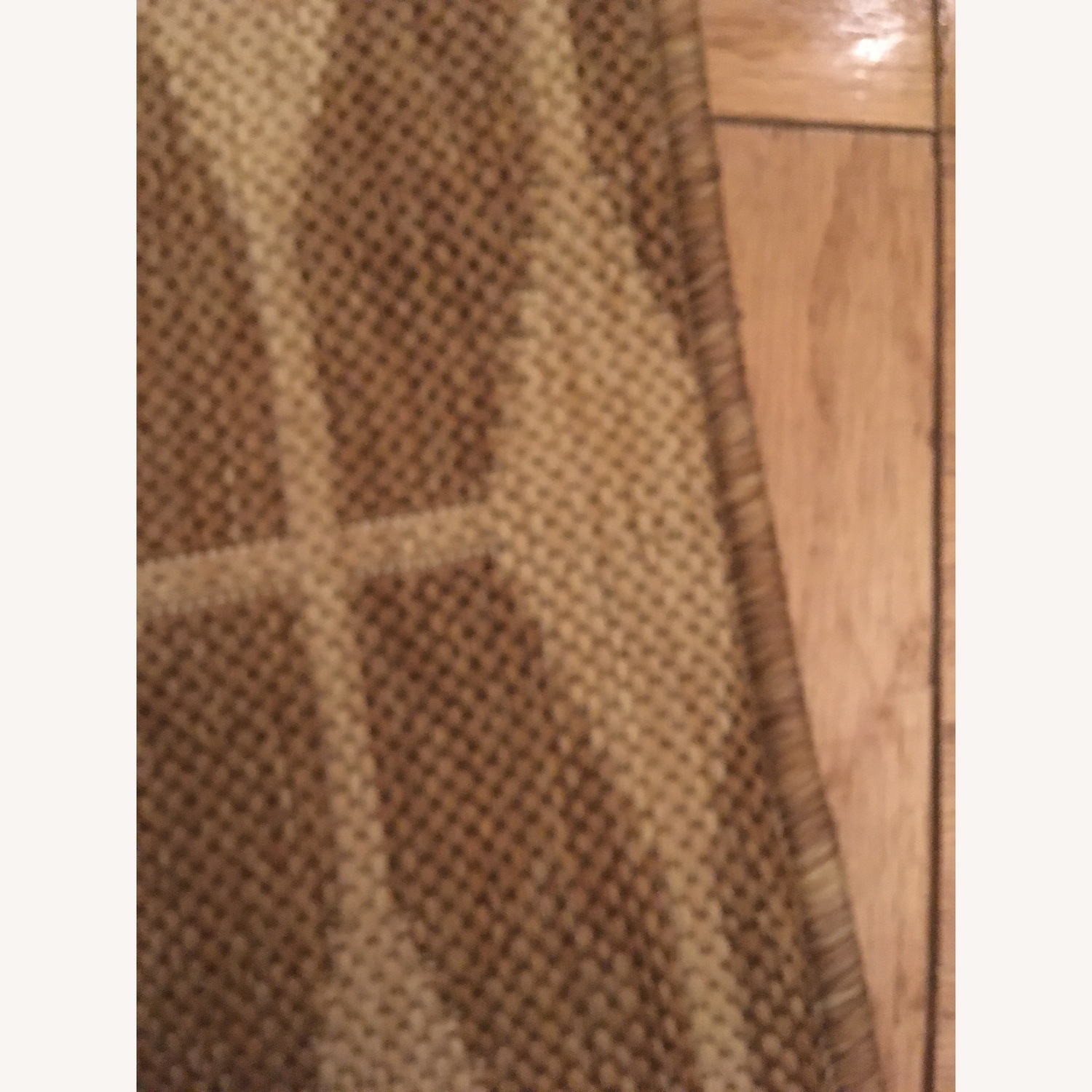 Crate & Barrel Aldo II Rug in Flax - image-3