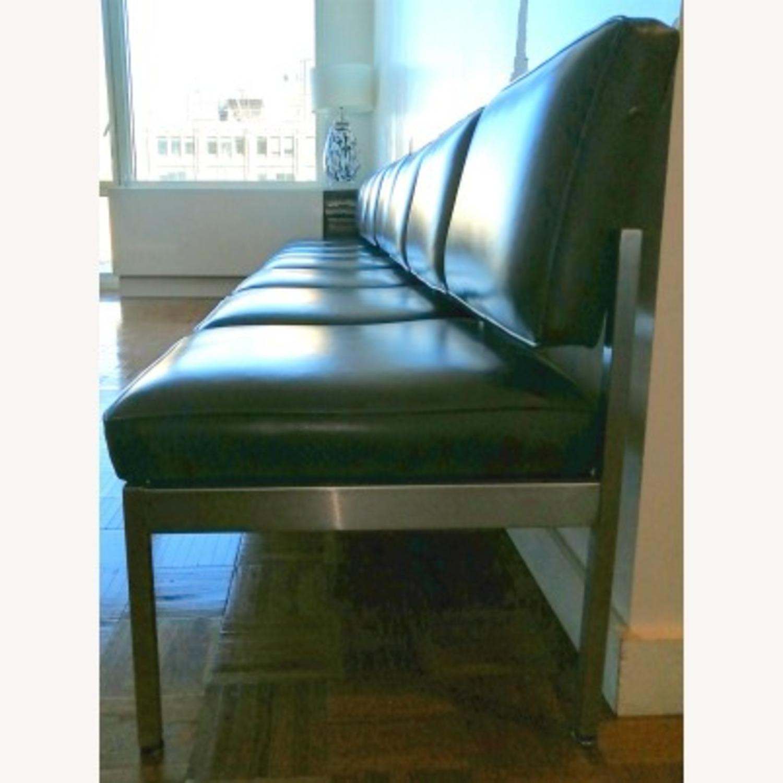 Mid Century Modern 2 Seater Sofa/Loveseat - AptDeco