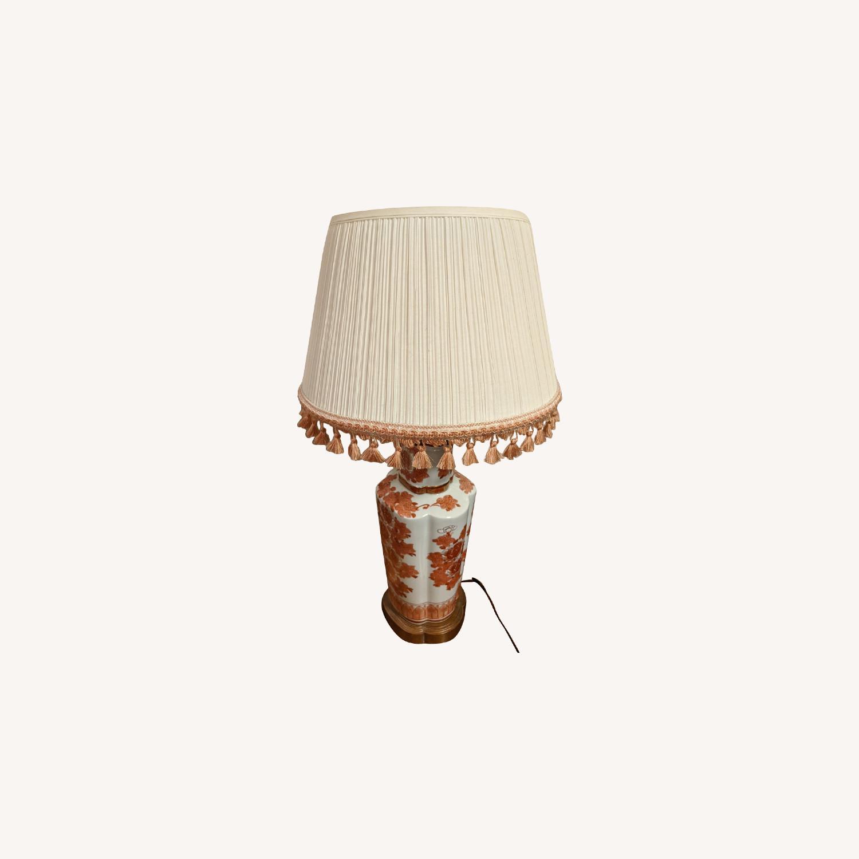 Antique Porcelain Lamps - image-0