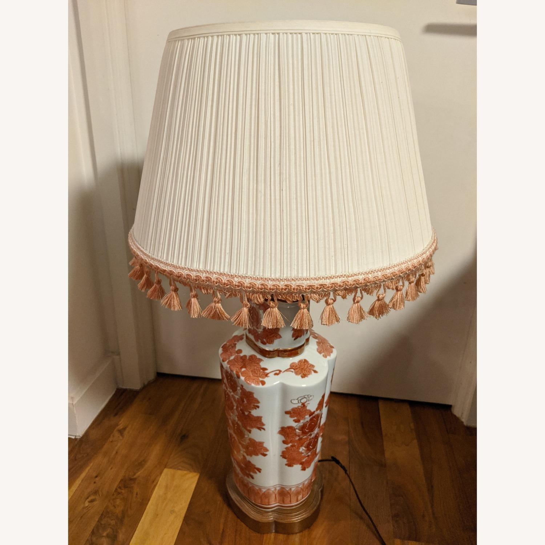 Antique Porcelain Lamps - image-1
