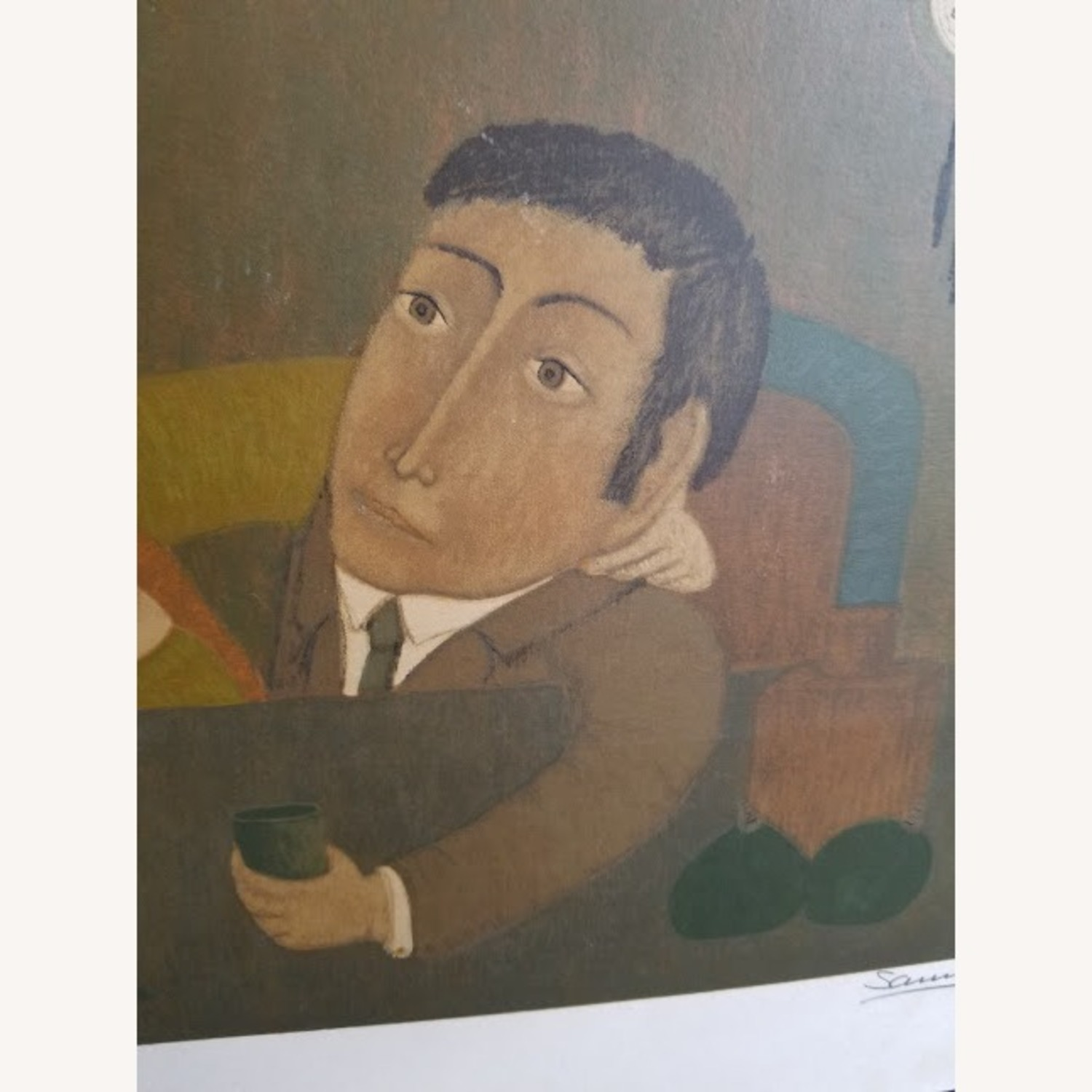 Signed Numbered Colombian Art Print by Antonio Samudio - image-7