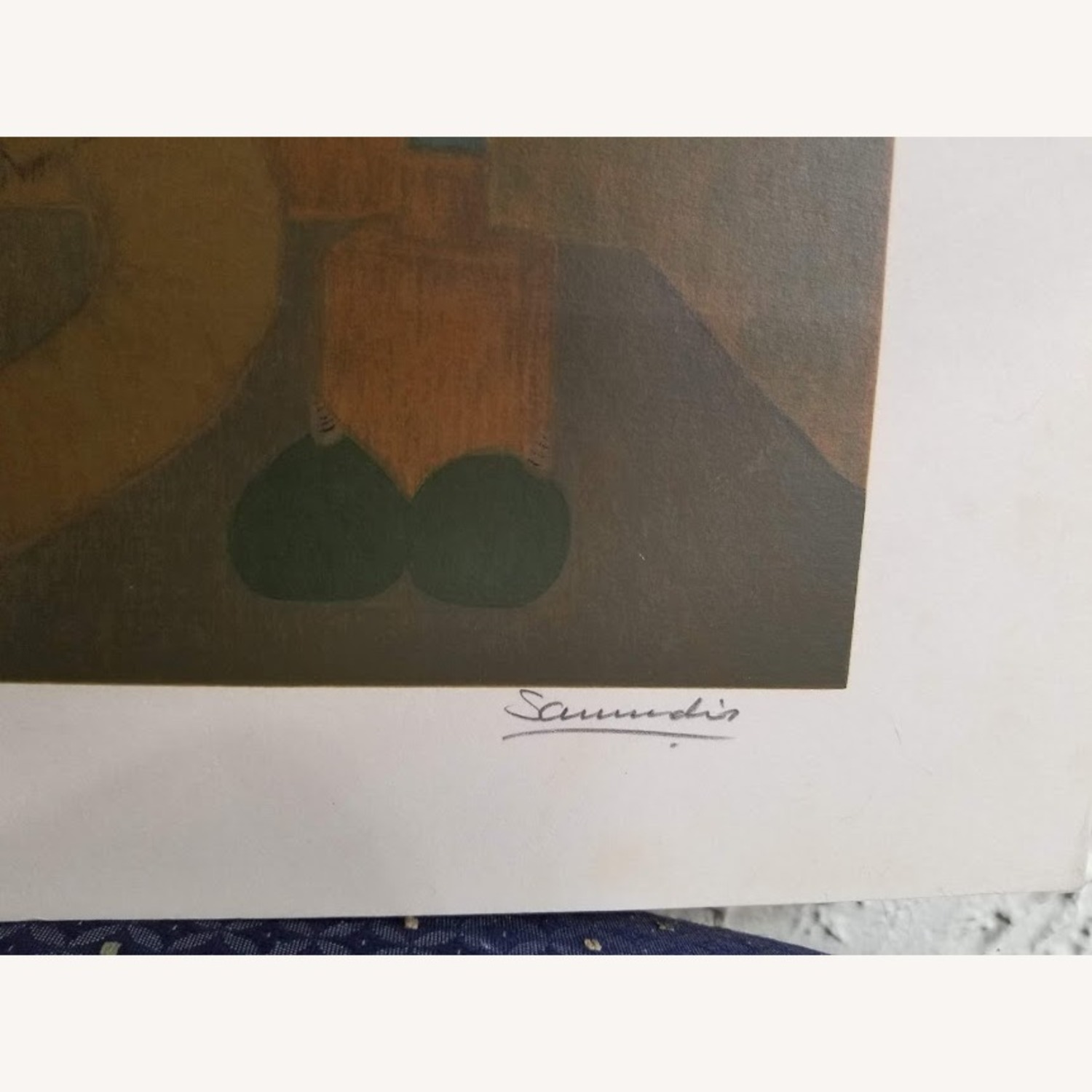 Signed Numbered Colombian Art Print by Antonio Samudio - image-2