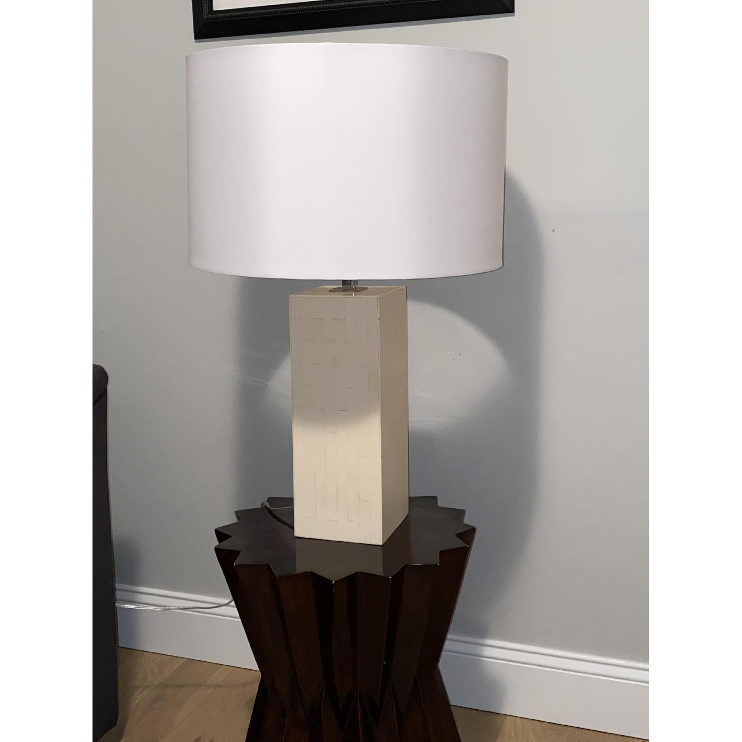 Mitchel Gold Modern Lamp