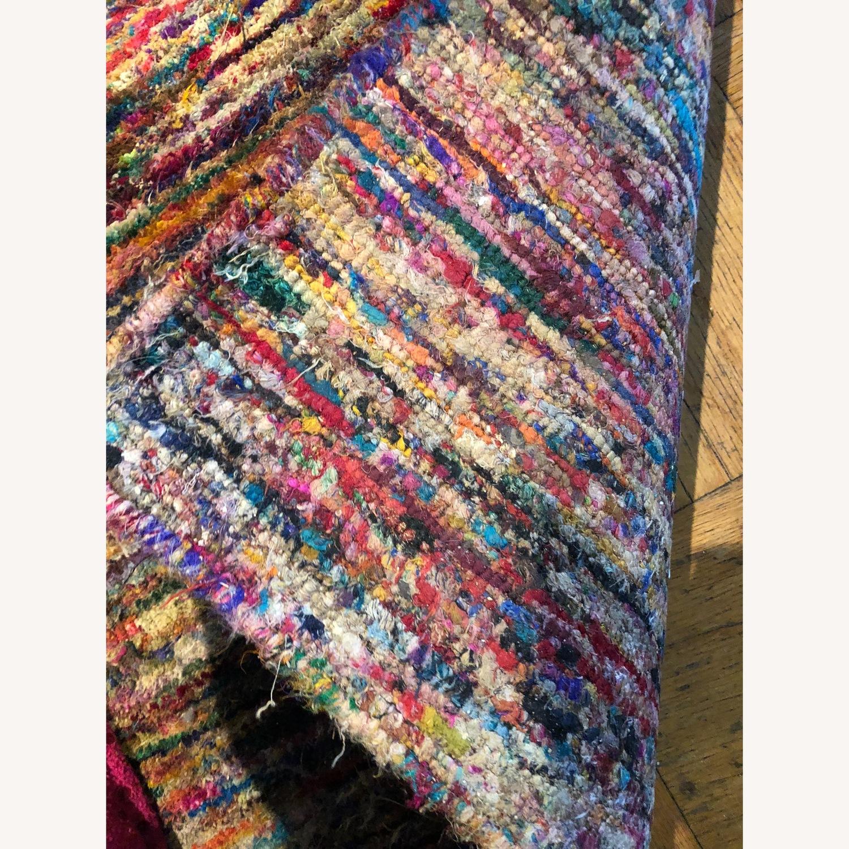 ABC Multicolored Carpet small Rug - image-4