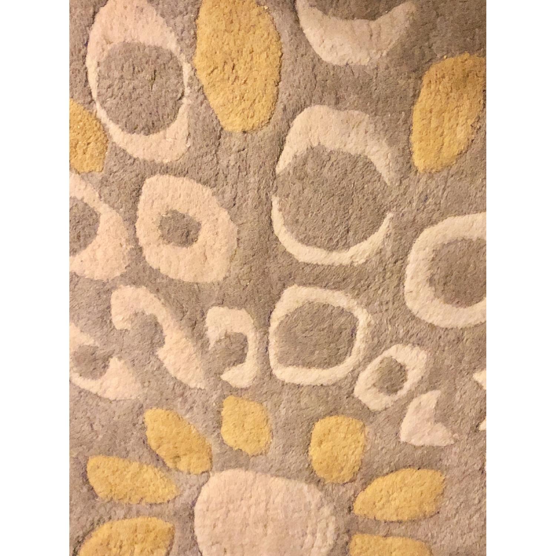 Hand Tufted Zandoline New Zealand Wool Rug - image-4