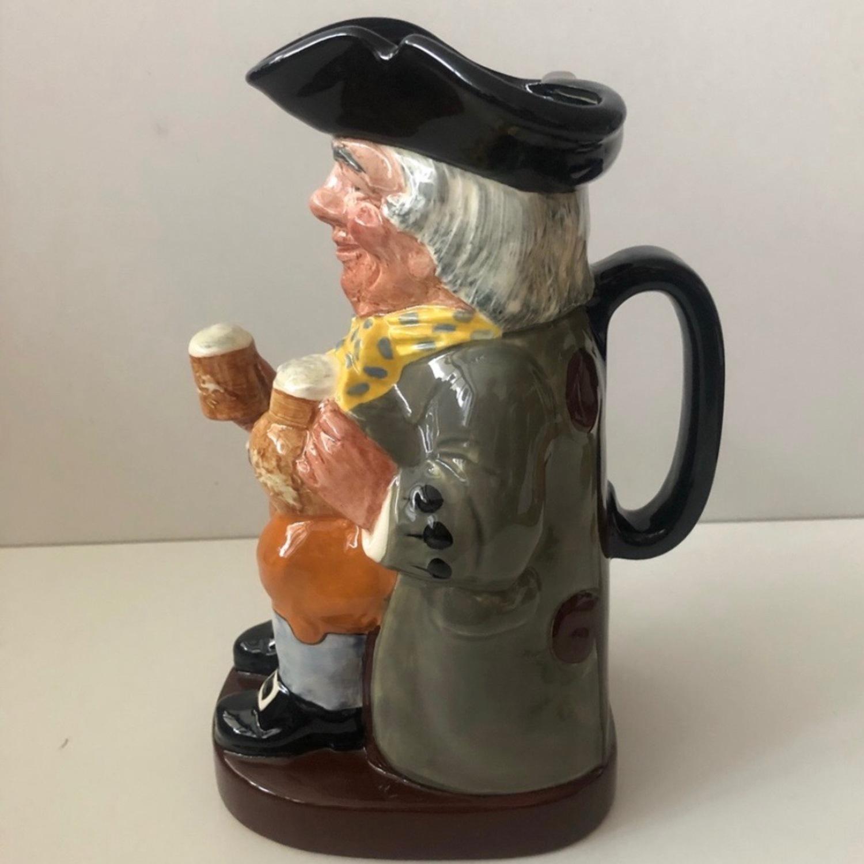 Vintage Royal Doulton Happy John Toby Mug