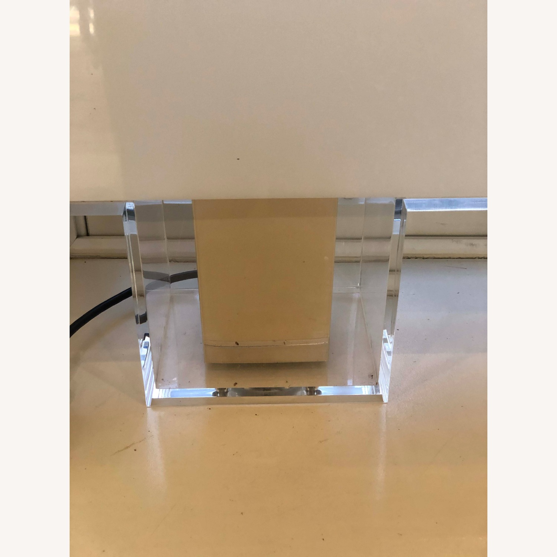 Kartell Tati Rectangular Table Lamps