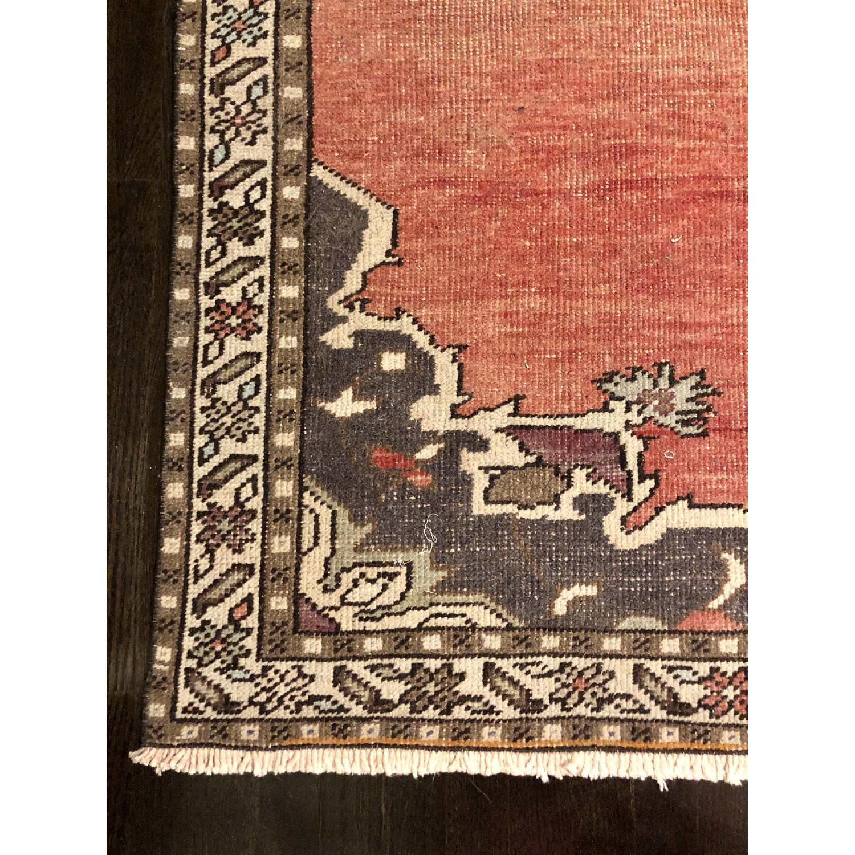 Turkish Handwoven Kilim Rug - image-6