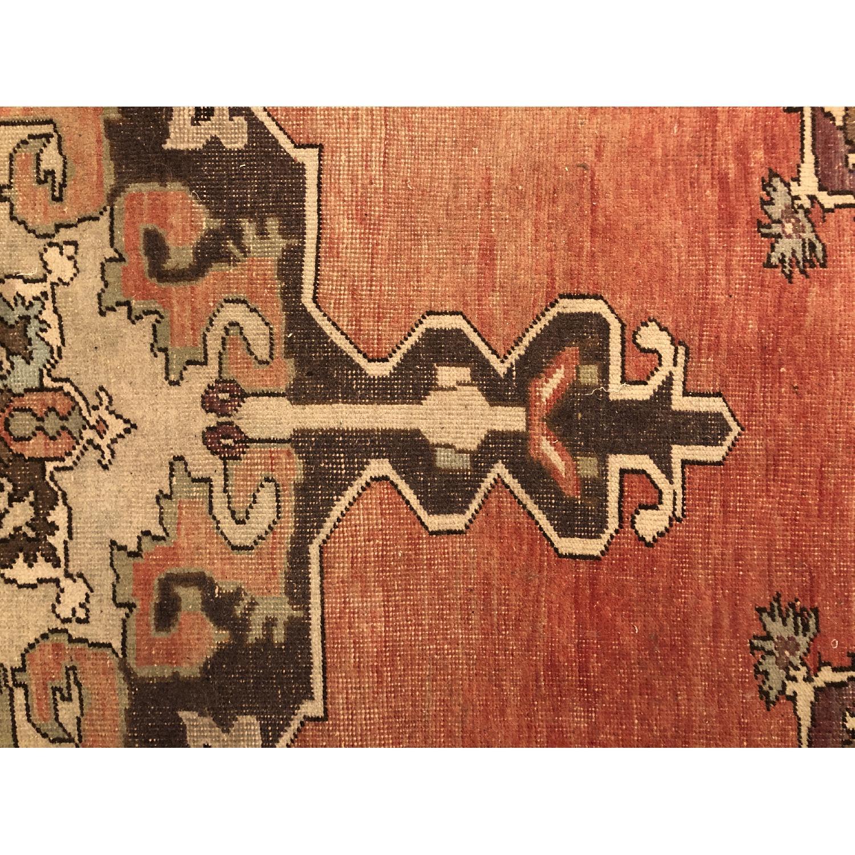 Turkish Handwoven Kilim Rug - image-7