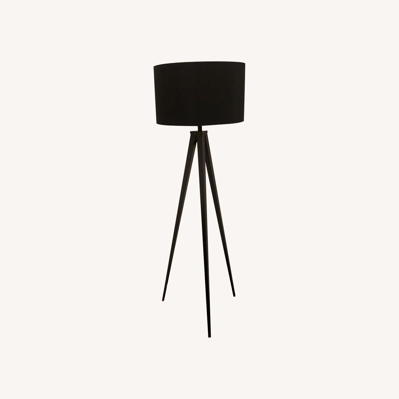 Black All Modern Standing Lamp - image-0