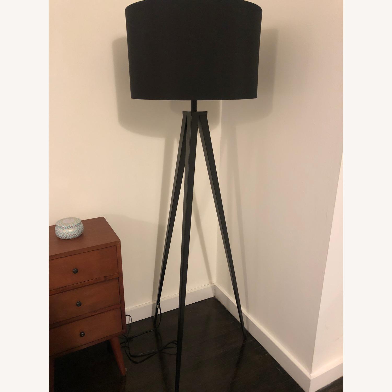Black All Modern Standing Lamp - image-1