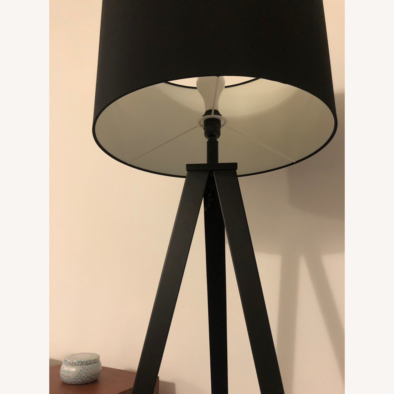 Black All Modern Standing Lamp - image-3