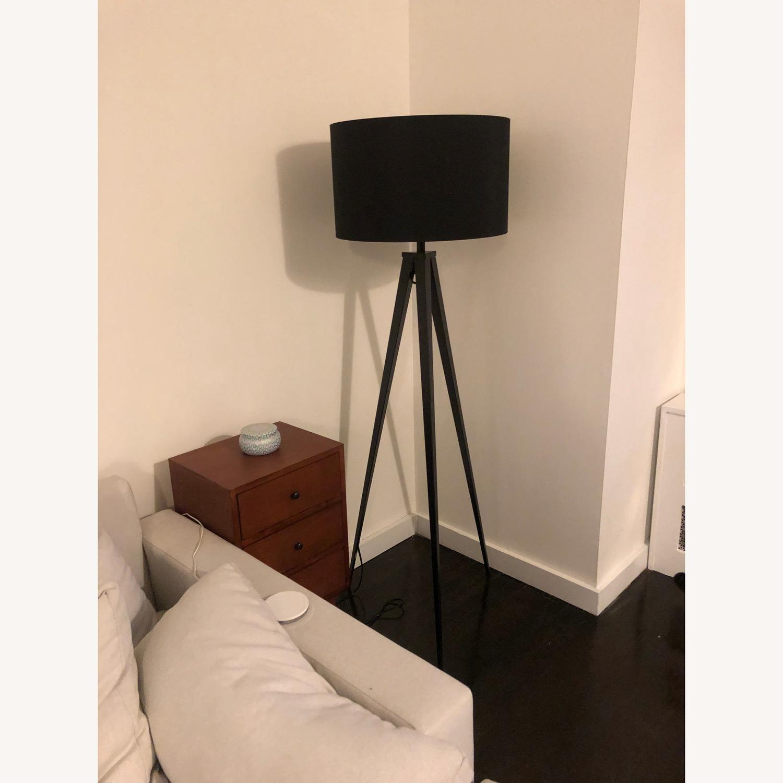 Black All Modern Standing Lamp - image-2