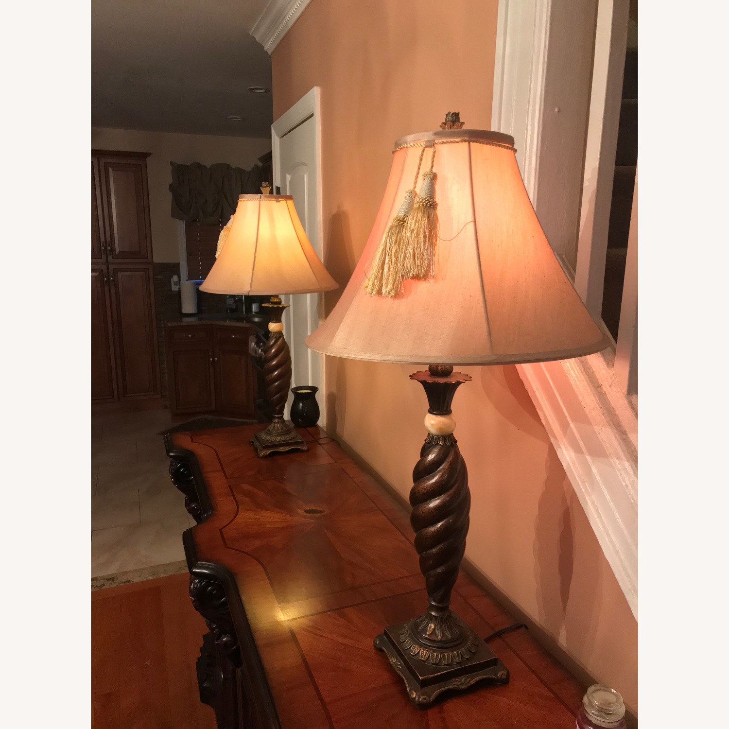 Raymour & Flanigan Table Lamps - image-1