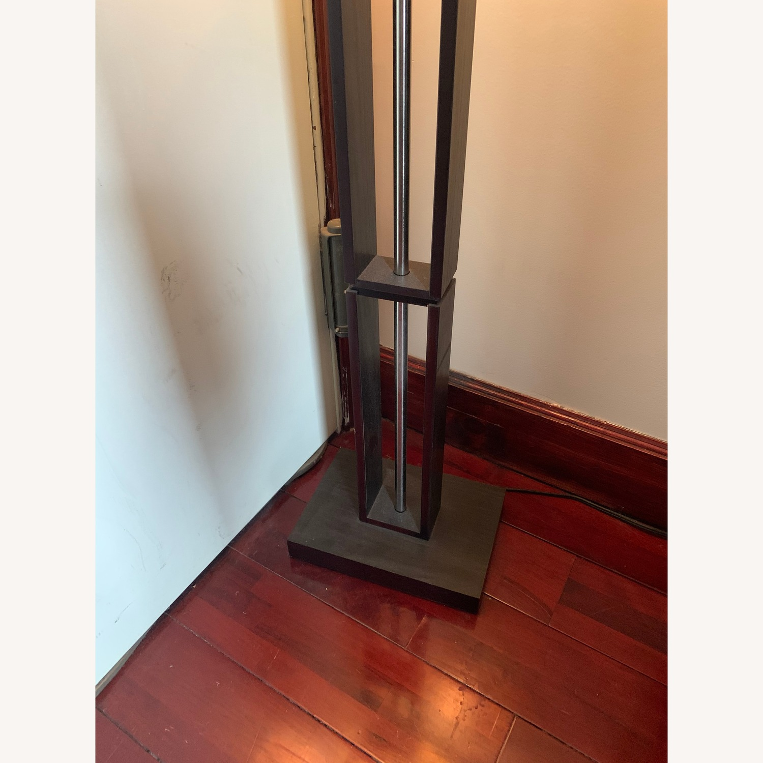 Target Floor Lamp w/ Patterned Shade - image-3