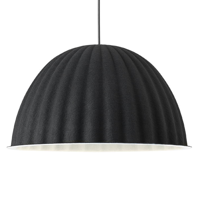 Muuto Black Oversized Pendant