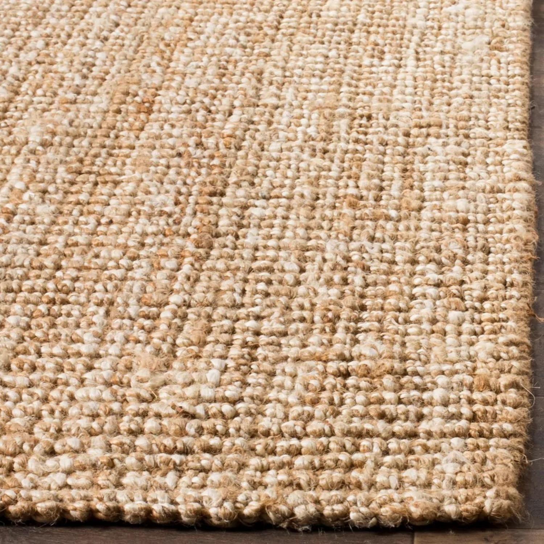 Safavieh Handmade Natural Fiber Jute Rustic Rug / Carpet - image-3