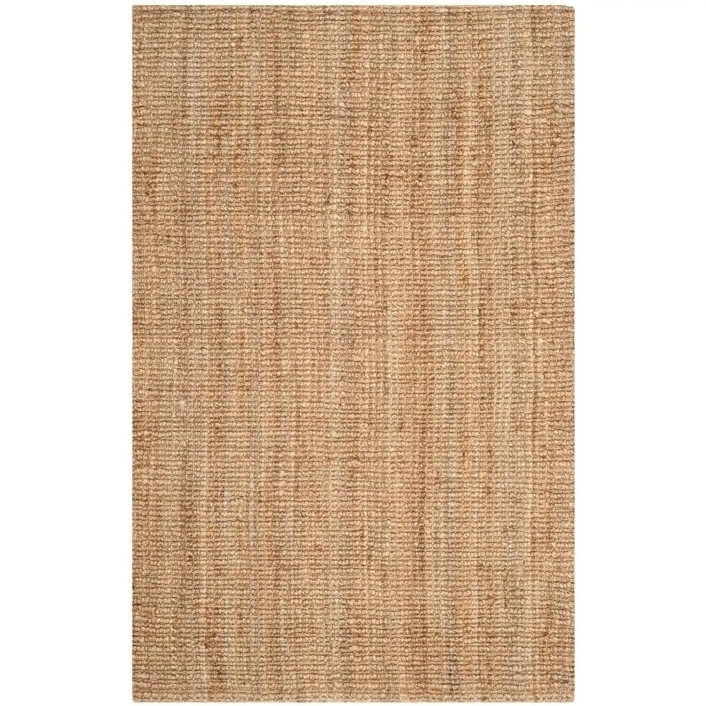 Safavieh Handmade Natural Fiber Jute Rustic Rug / Carpet - image-0