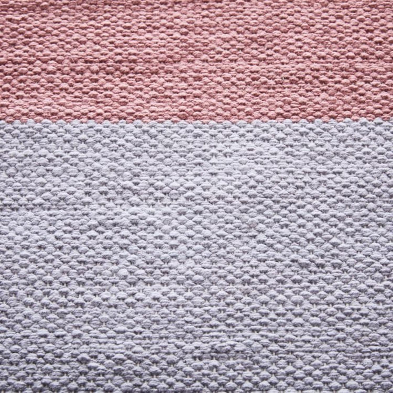 West Elm Spliced Stripe Rug - image-2