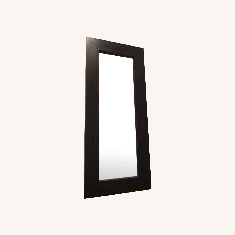Black Frame Mirror - image-0