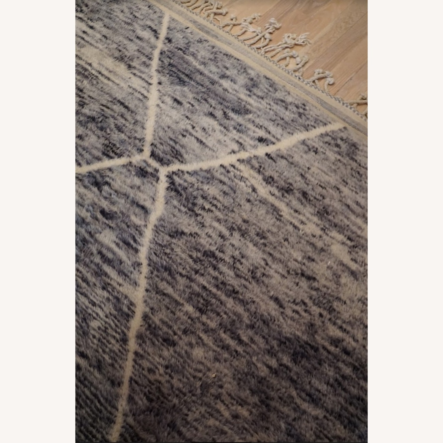 ABC Carpet and Home Beni Ourain Moroccan Rug - image-1
