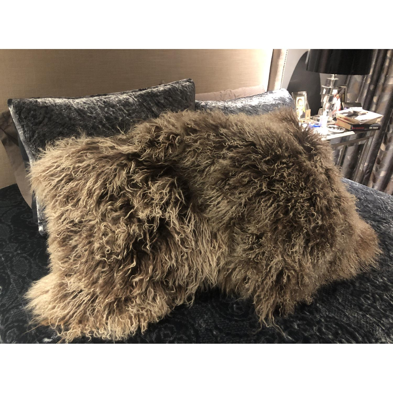 Fur pillows - image-2