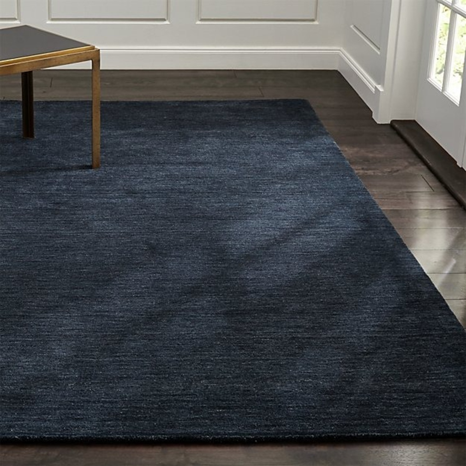 Crate and Barrel Rug