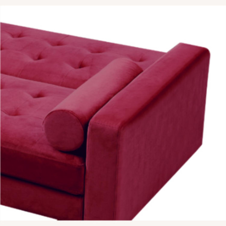 Brooklyn Space - Vagabond Mid-Century Modern Sleeper Sofa