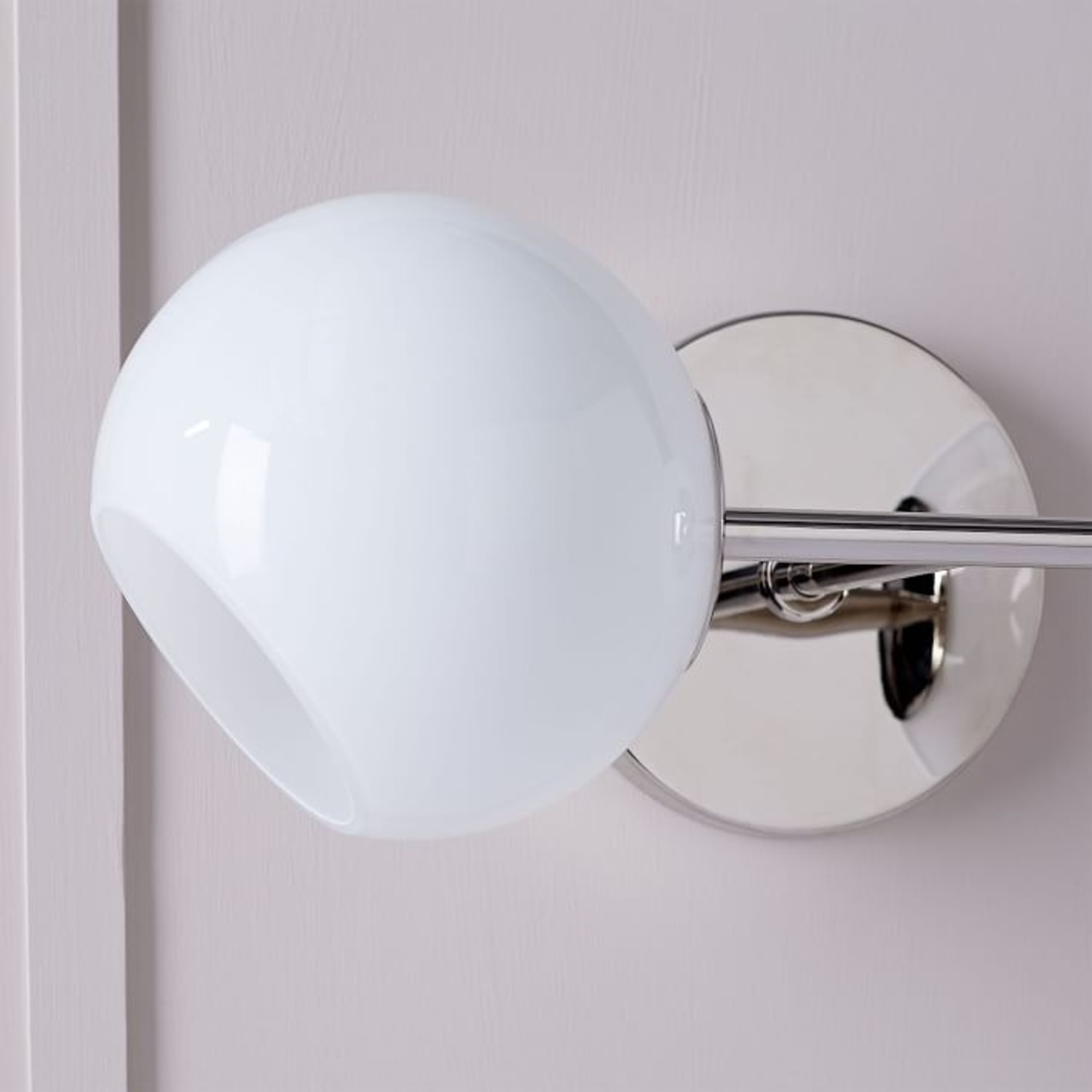 West Elm Staggered Glass Sconce - image-4