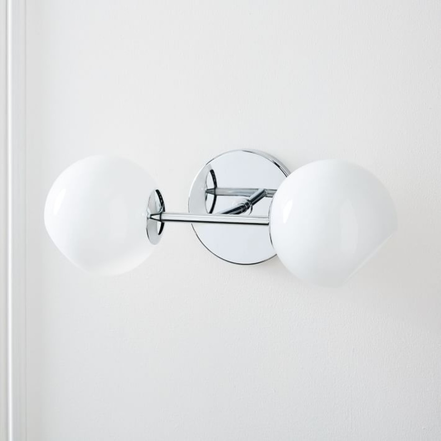 West Elm Staggered Glass Sconce - image-2