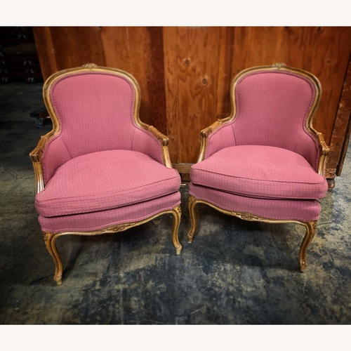 Used Century Furniture Company Asian Inspired Armchairs for sale on AptDeco