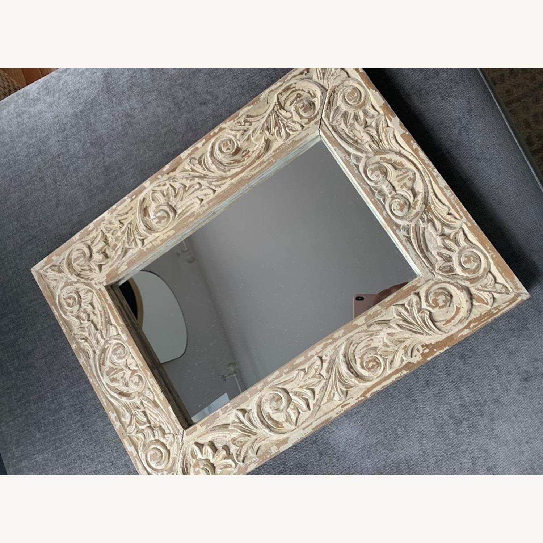 Vintage Anthropologie-esque Mirror
