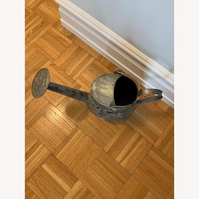 Metallic Plant Watering Can - image-3