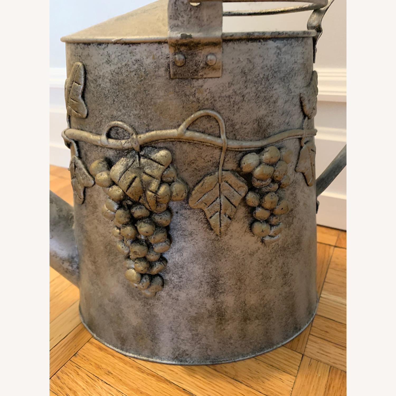Metallic Plant Watering Can - image-2
