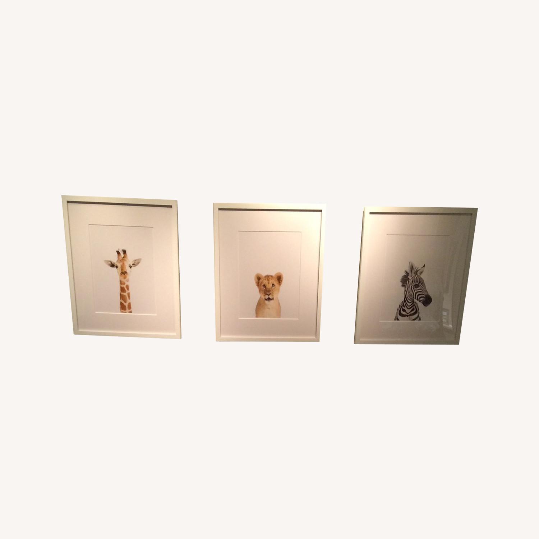 Set of 3 Baby Animal Prints