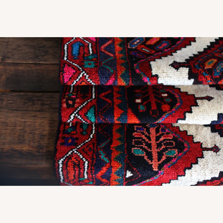 Colorful Persian Wool Runner Rug - image-2