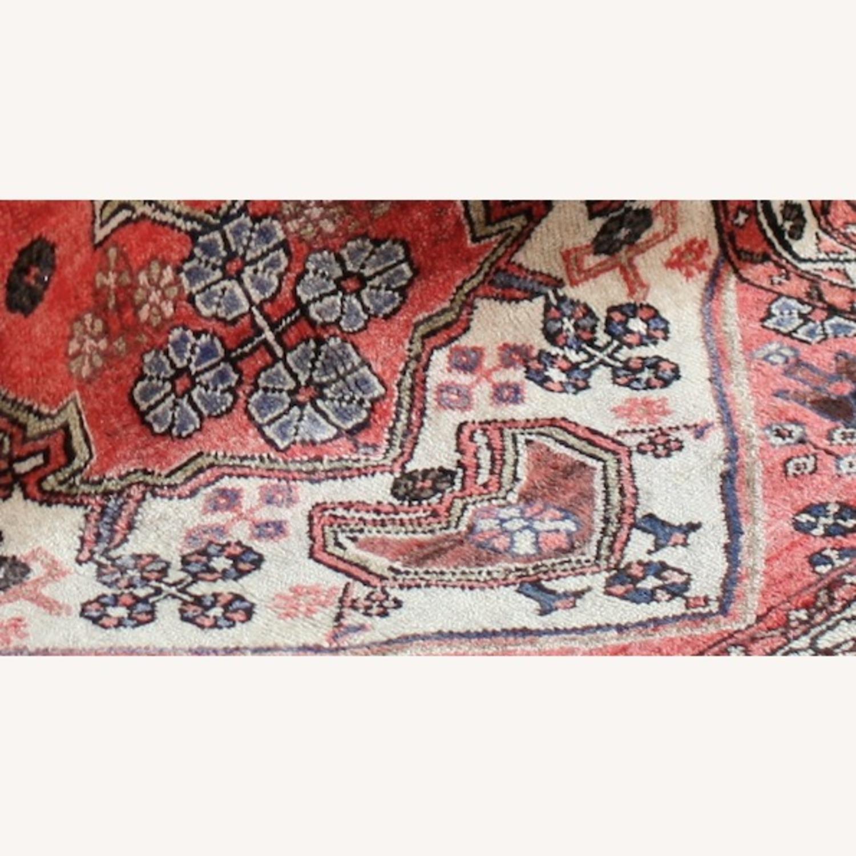 Floral Pink Persian 3'x4' Rug