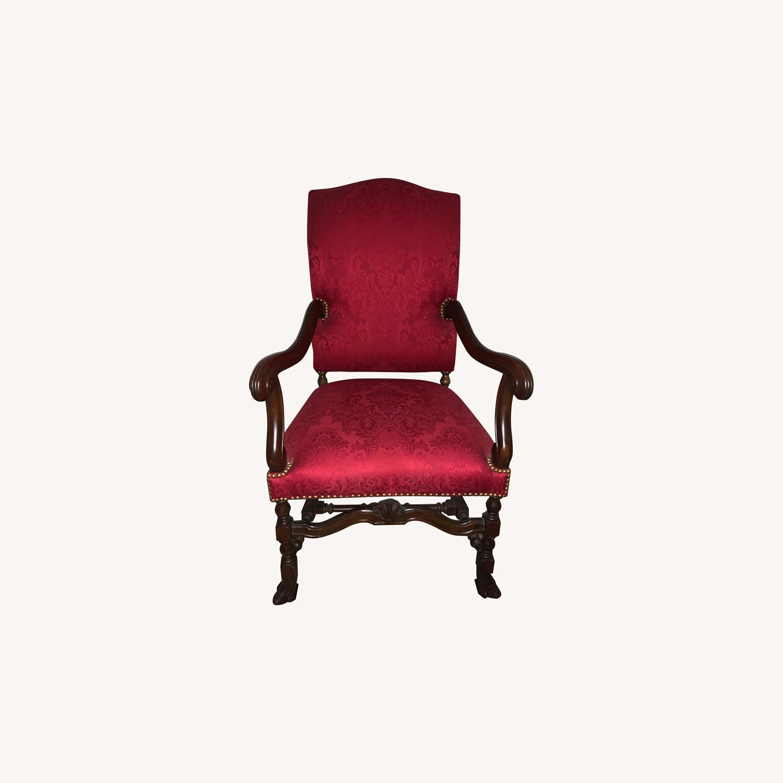 Ralph Lauren Antique Accent Chair - image-0