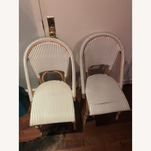 Used Serena & Lily Riviera Dining Chairs for sale on AptDeco