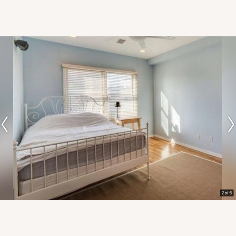 Ikea bed - like new - image-1