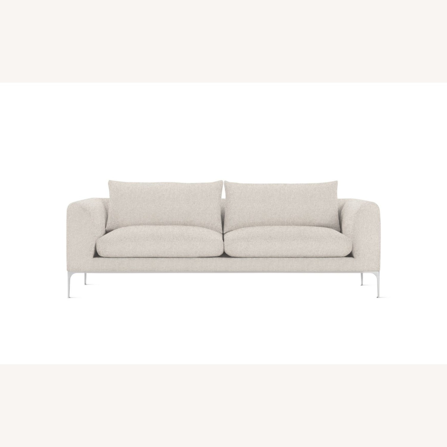 Beautiful DWR Couch - image-1