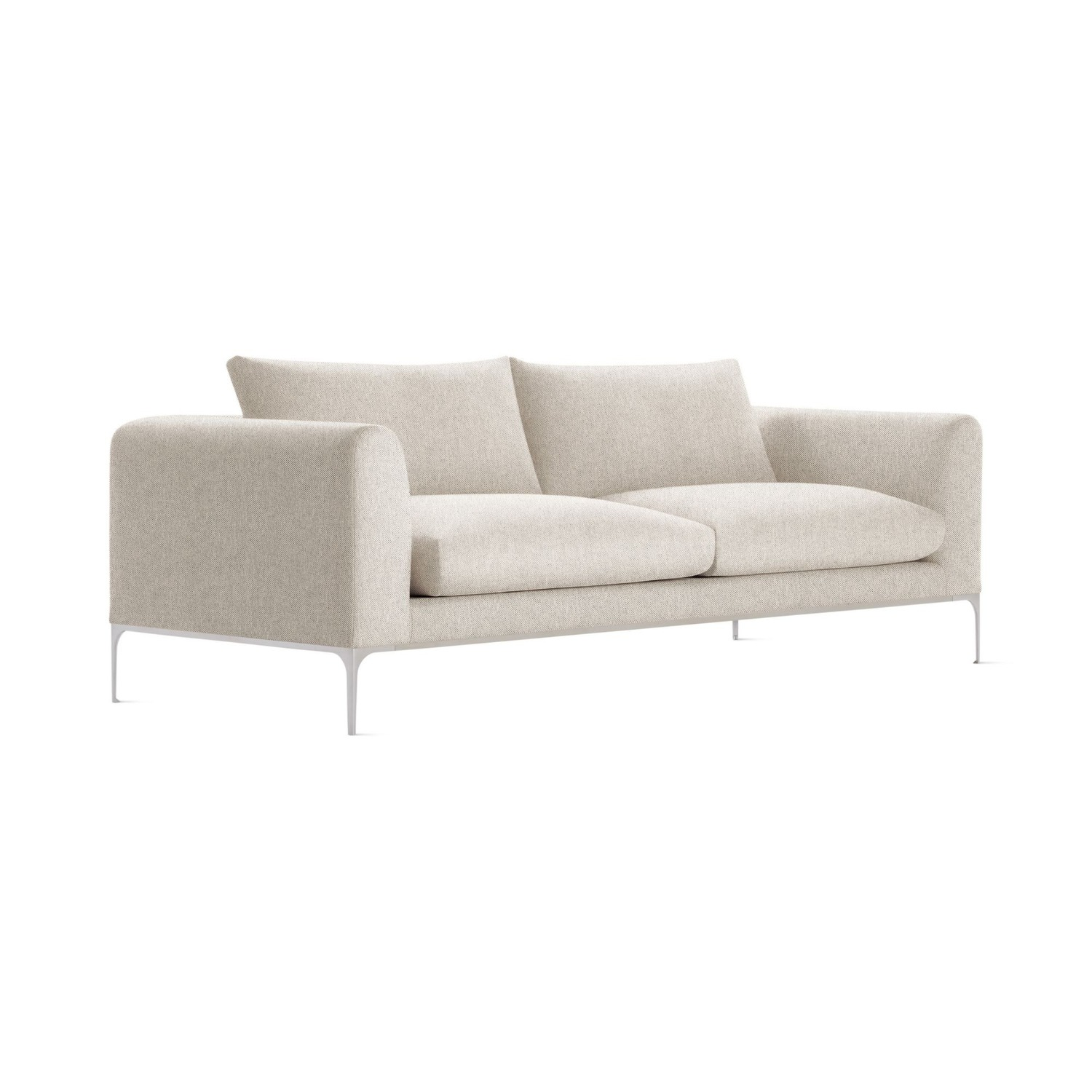 Beautiful DWR Couch
