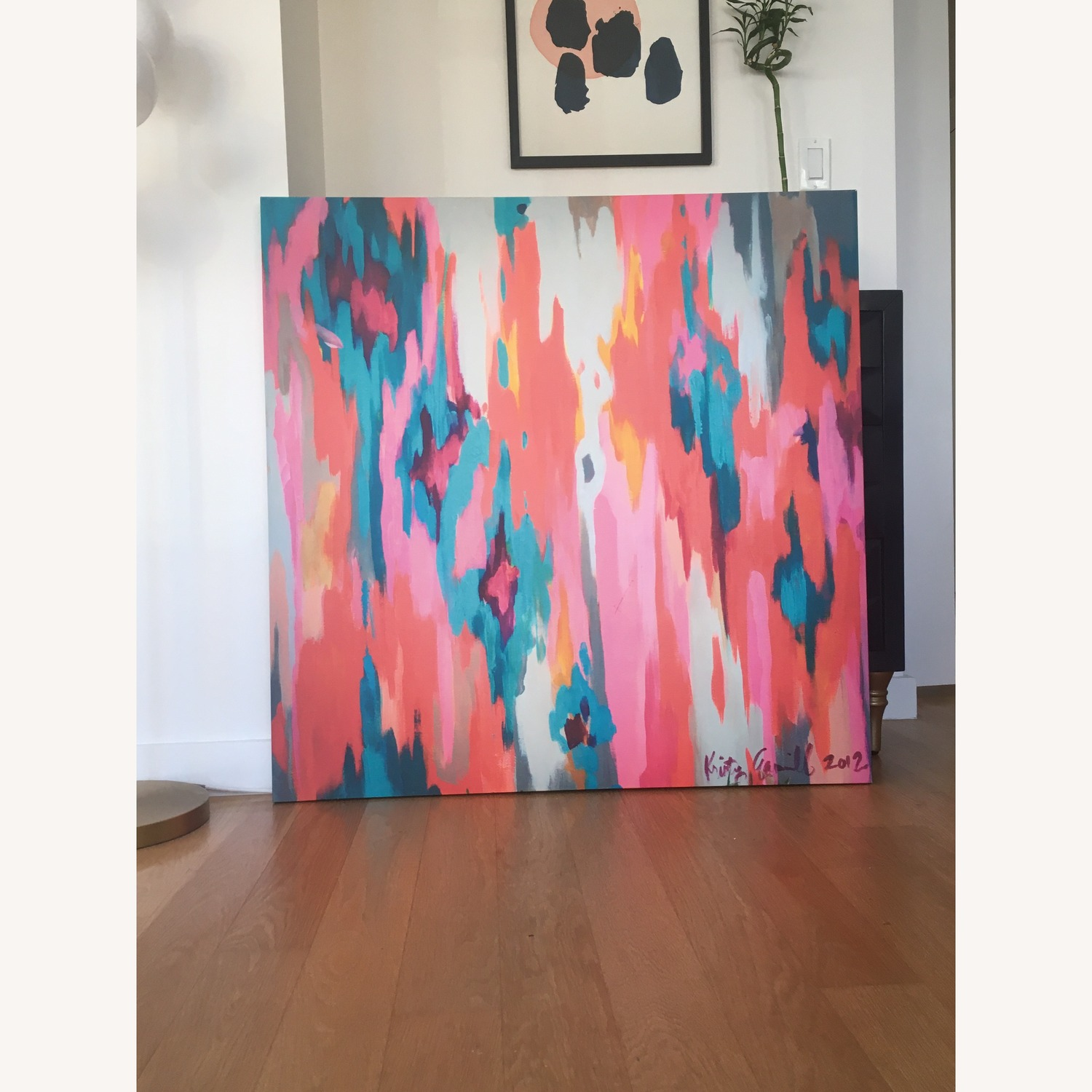 Kristy Gammill canvas painting